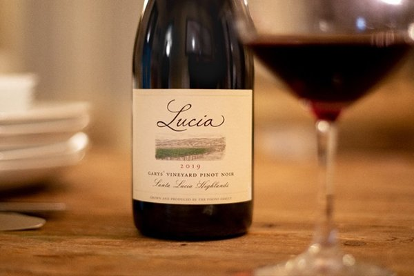 Summer 2021 Release of Lucia. One Vineyard, One Grape.